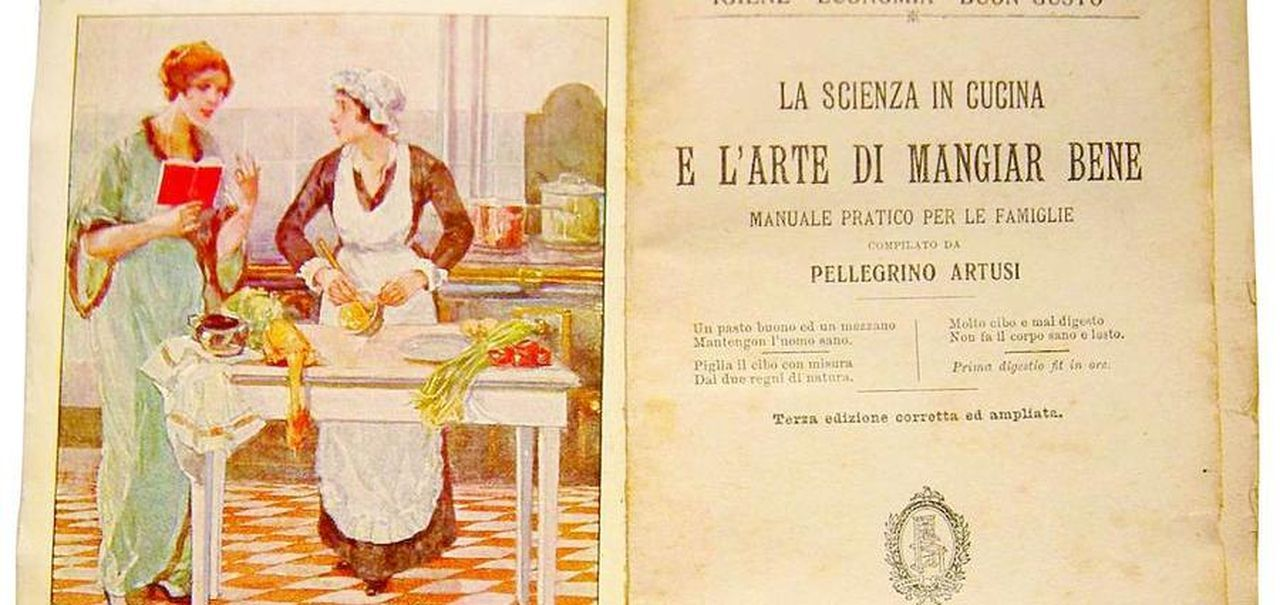 Pellegrino Artusi E Il Suo Libro Mangiare Bene