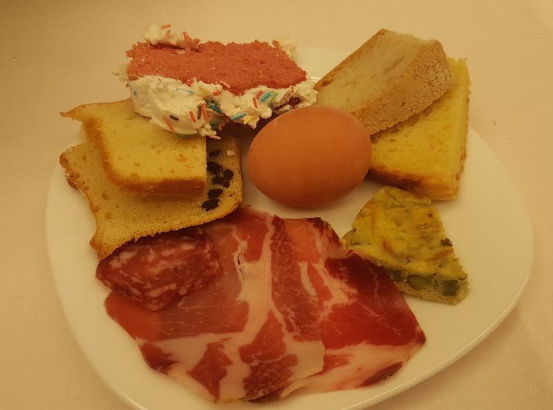La colazione di Pasqua Umbra | Mangiare Bene