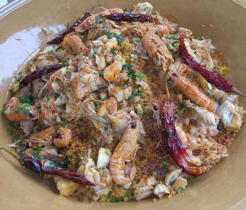 Couscous Di Pesce Alla Siciliana Mangiare Bene