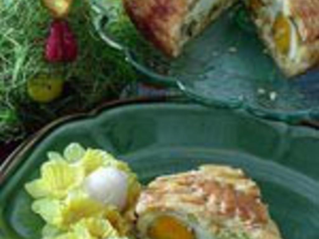 Torta Pasqualina Ai Carciofi Mangiare Bene