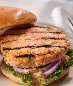 Hamburger Di Seppia Maionese Di Pesce Mangiare Bene